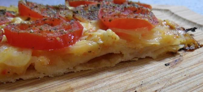 Gastrolux Produkttest 2014 – Pfannenpizza
