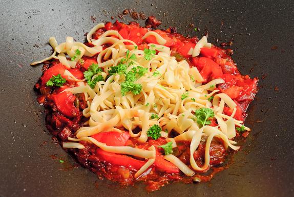 Tomatenallerlei mit Hähnchen